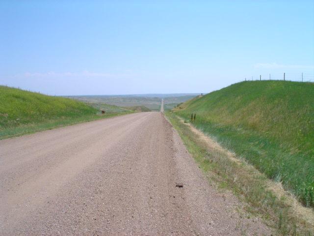 near the Carslile Ranch