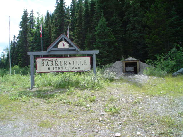 Welcome to Historic Barkerville!