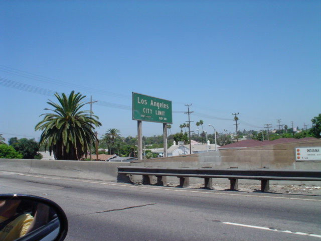 Welcome to LA!