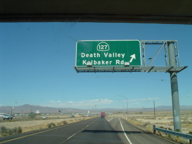 We avoided this exit.