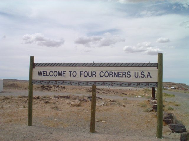 Welcome to Four Corners U.S.A.