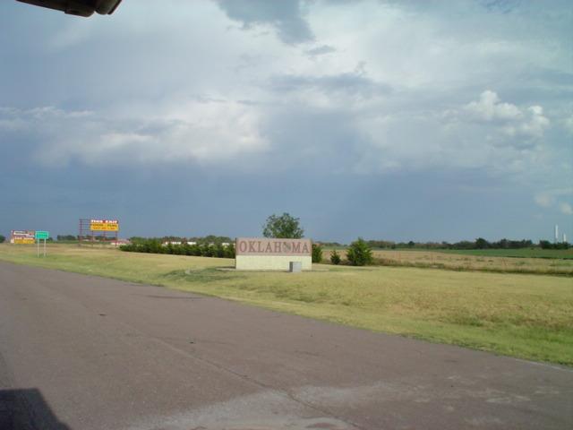Welcome to Oklahoma!