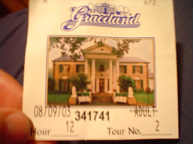 Our pass to see the king